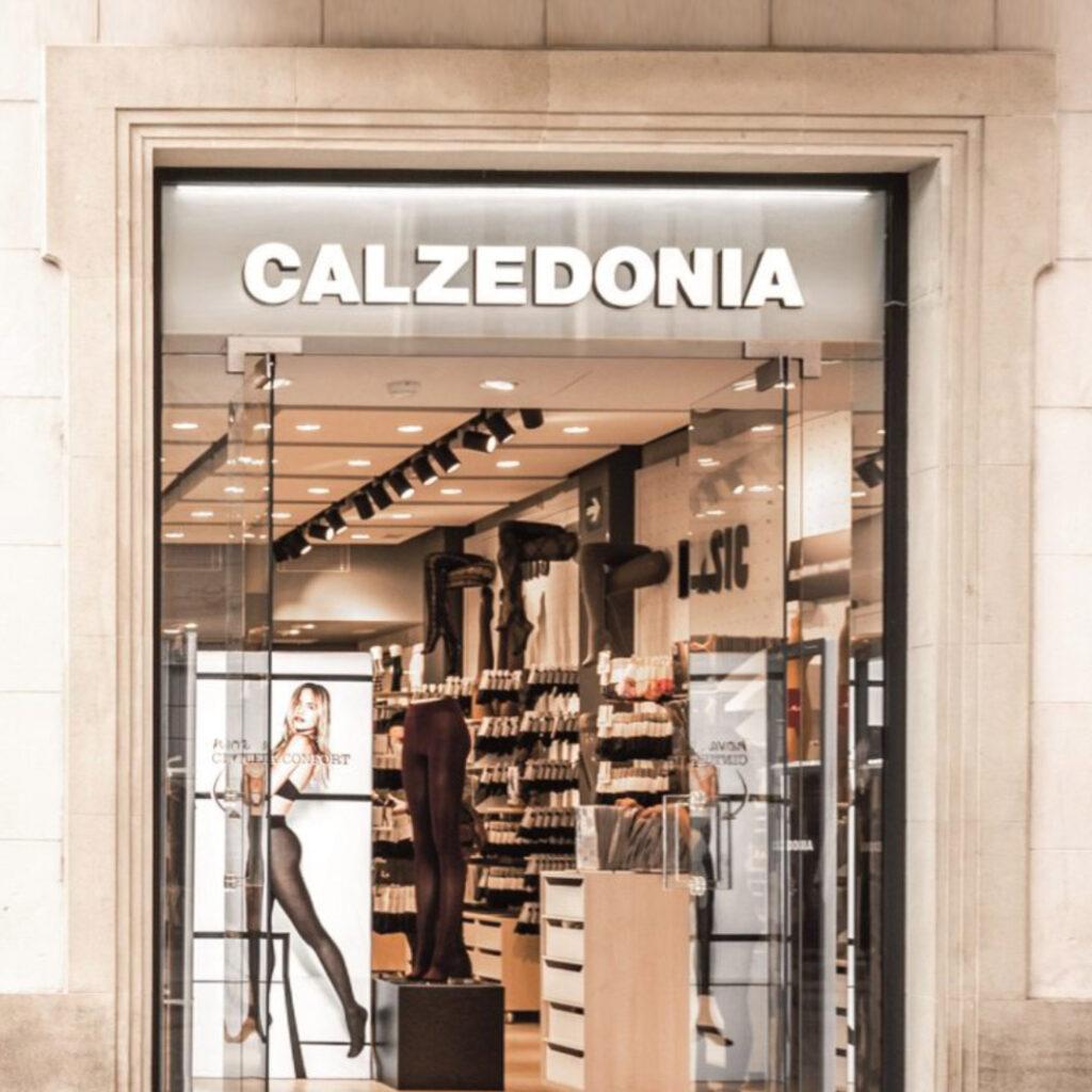 negozio calzedonia
