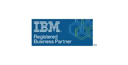 ibm logo blu